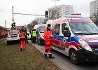 """""""Jak długo tak leżał? - Z 5 minut"""". Relacja ratownika z wypadku. 63-letni mężczyzna zmarł"""