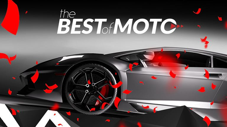 The Best Of Moto