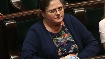 Na zdjęciu: Krystyna Pawłowicz
