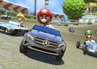 Wideo | Mercedes w Mario Kart 8