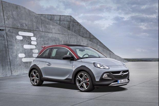 Opel Adam S | Ceny w Polsce | Konkurent Abartha