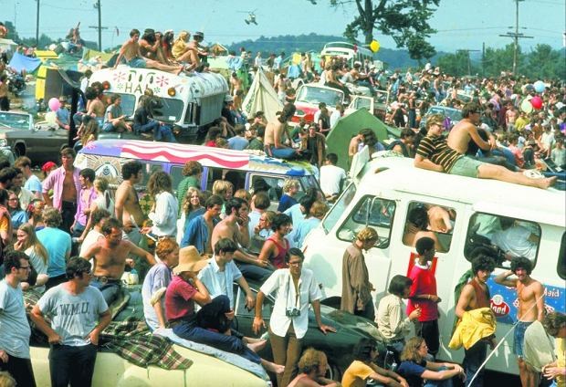 Woodstock, 1969 r.