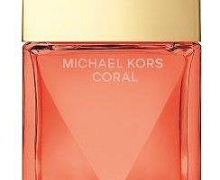 Michael Kors prezentuje nową, limitowaną edycję zapachu: Michael Kors Coral