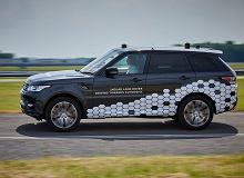 Land Rover gotowy na autonomiczną technologię