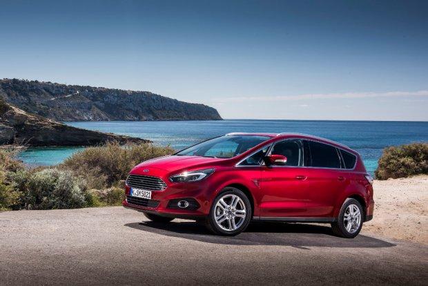 Ford S-MAX | Ceny w Polsce | Promocja na początek