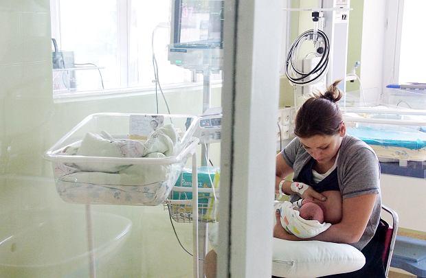 Porodówka w Szpitalu Wojewódzkim w Zielonej Górze