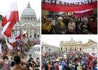 """W�oskie media: Kanonizacja stulecia. W Rzymie wyros�a """"ma�a Polska"""""""