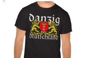 """""""Danzig ist Deutsch"""" na koszulkach i kubkach w sklepie internetowym. """"Ten spos�b szokuje"""""""
