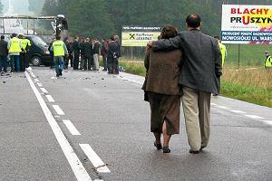 G�o�na sprawa wypadku autokaru z uczniami w drodze do Cz�stochowy. S� wyroki