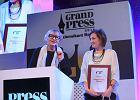 """Grand Press 2016 dla dziennikarek """"Gazety Wyborczej"""". Bianka Mikołajewska Dziennikarką Roku"""