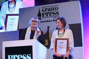 Grand Press za śledztwo reprywatyzacyjne