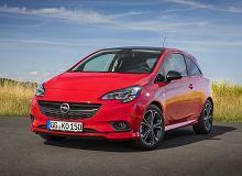 Opel Corsa S - prawie jak OPC