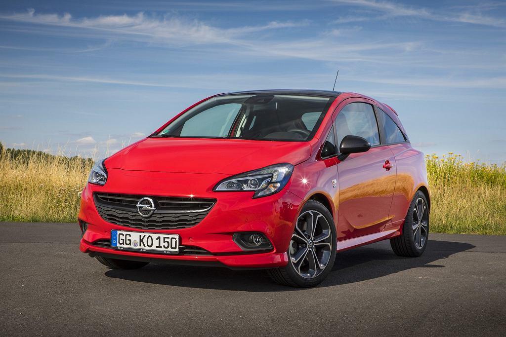 Opel Corsa S 2017