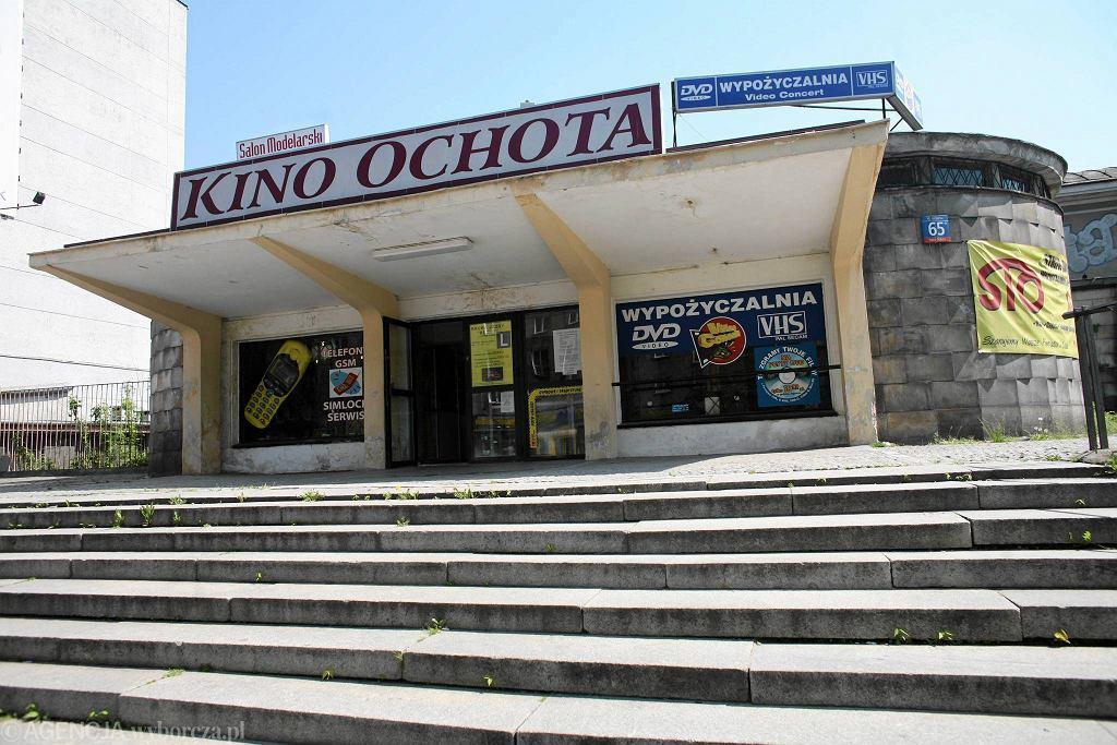 Kino Ochota przy Grójeckiej