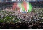 Sportowy weekend. Szczęsny śpiewa, Lewandowski tańczy, Gollob płacze, a Legia zostaje mistrzem Polski