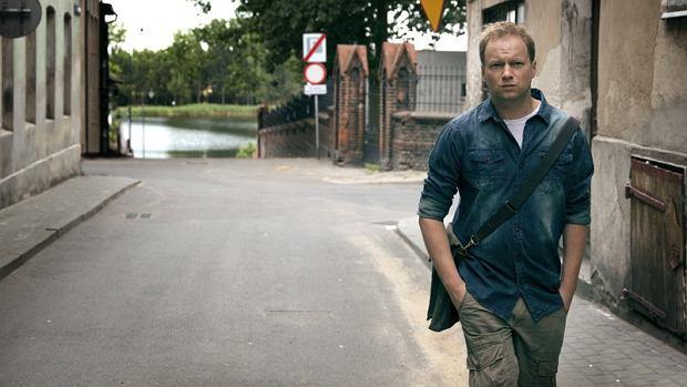 Kadr z serialu 'Belfer'