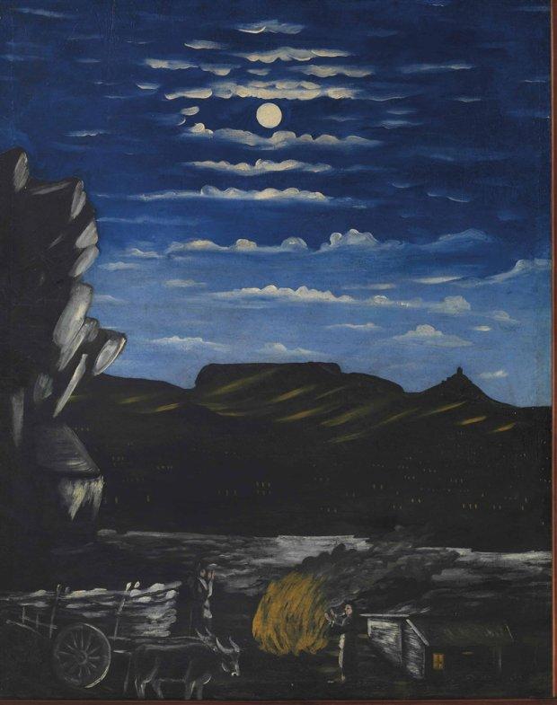 Najdroższy obraz Pirosmaniego sprzedany. Kupił go były premier Gruzji i podarował muzeum