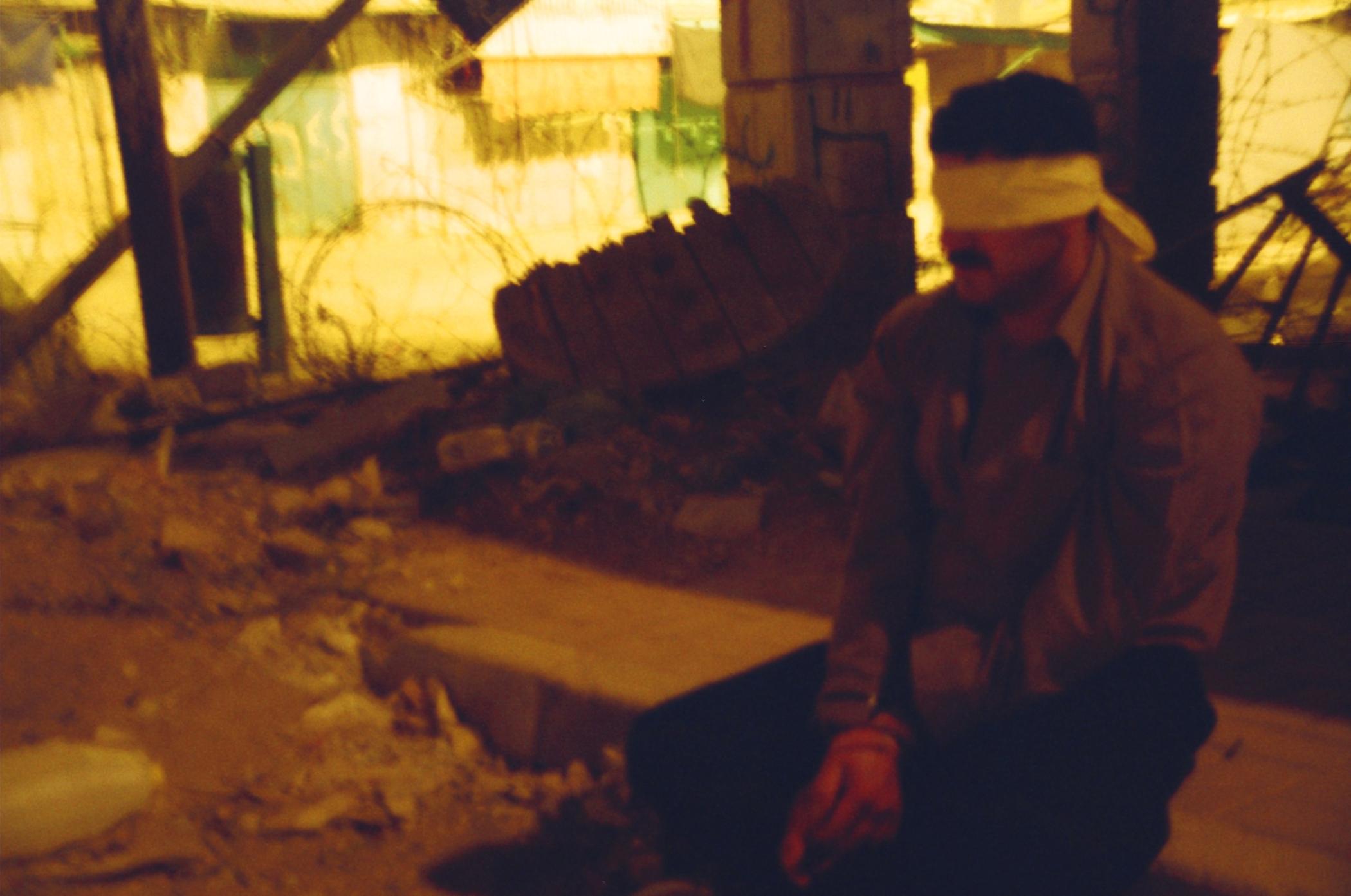 Jeńcy (fot. Jehuda Szaul)