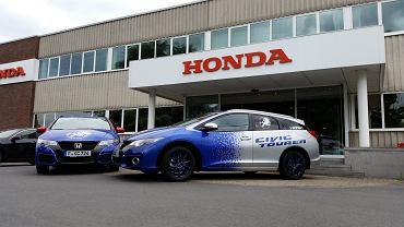 Honda Civic Tourer GWR 2015