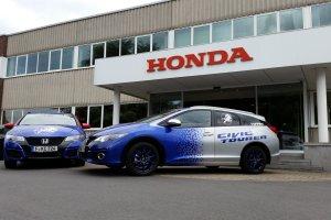 Honda Civic Tourer 1.6 i-DTEC | Zamierzaj� pobi� Rekord Guinnessa