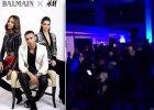 Walka jak w dyskoncie. Tak wygl�da�a polska przedsprzeda� Balmain x H&M z blogerami i VIPami w roli g��wnej
