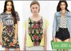 Festiwalowa moda - najciekawsze ubrania i dodatki do 200 z�