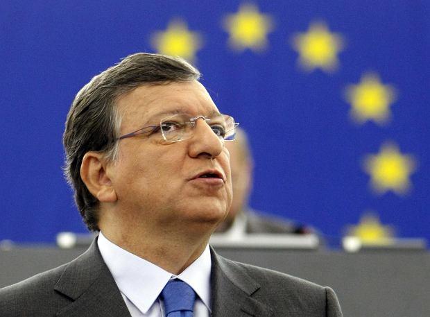 Przewodnicz�cy Komisji Europejskiej, Jose Manuel Barroso