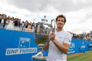 Turniej ATP w Londynie. Czwarty triumf Murraya