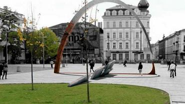 Projekt pomnika gen. Ryszarda Kuklińskiego