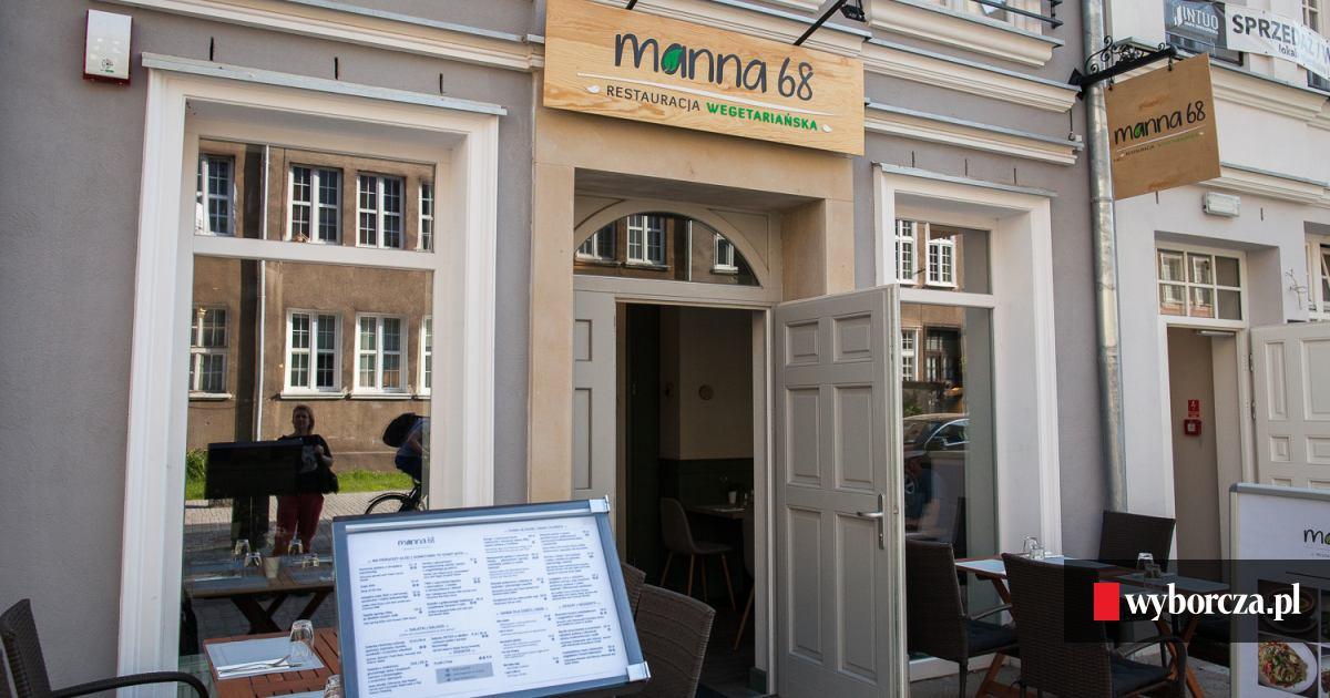 Manna 68 Czyli Wegetarianska Kuchnia Swiata W Gdansku Miejscowka