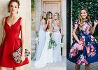 Sukienki na wesele - znajdź kreację na wyprzedażach