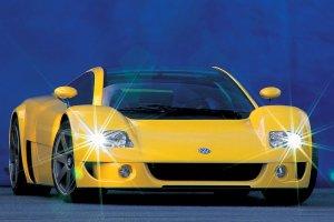 Koncepty Volkswagena | Nie tylko dla ludu
