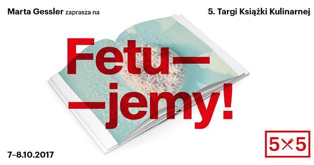 5. Targi Książki Kulinarnej Marty Gessler
