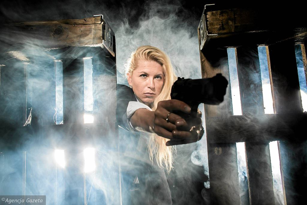 Katarzyna Bonda  / BARTOSZ BOBKOWSKI