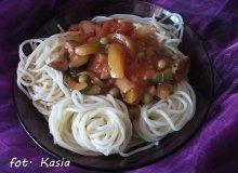 Warzywne spaghetti - ugotuj