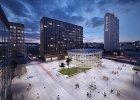 Oto nowa Rotunda: kino letnie i �wietlny dach nad ulic�