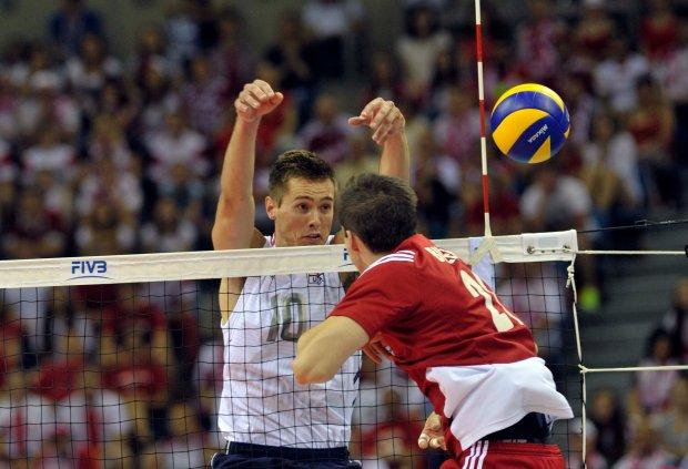Fot. www.fivb.org Thomas Jaeschke, nowy siatkarz Asseco Resovii