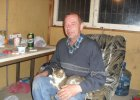 Bezdomny i kot po naszym artykule zostan� razem