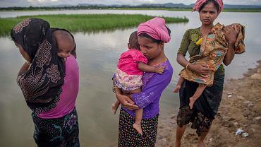 Uchodźcy Rohindża