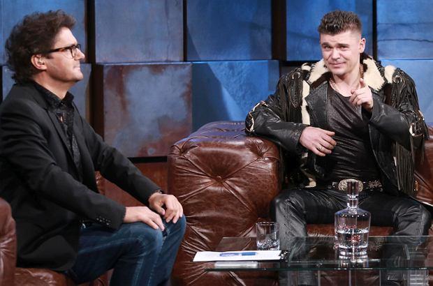 """Tomasz Niecik, jeden z najbardziej barwnych uczestników """"Agenta"""", ostro ocenił innych uczestników. Po nazwisku."""