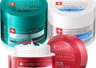 Nowa linia kremów SWISS RECIPE do każdego rodzaju cery od Eveline Cosmetics