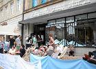 ESK 2016. Plaża na rynku, czyli gdańscy artyści opanowali jedną z kamienic [WIDEO]