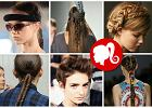 NY Fashion Week 2014: Warkocze ci�gle modne! Nowe pomys�y na sploty, skr�ty i styl... india�ski