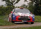 Robert Kubica w Citroenie DS3 WRC