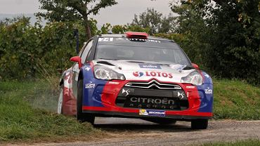 Robert Kubica / Maciej Baran Citroen Racing