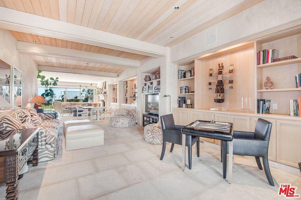 Posiadłość Franka Sinatry w Malibu