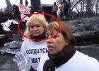 Demonstracja matek �o�nierzy