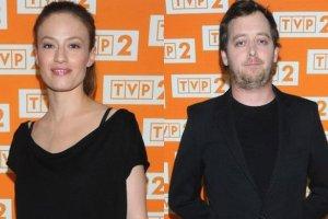 Jan Holoubek i Magdalena Różczka
