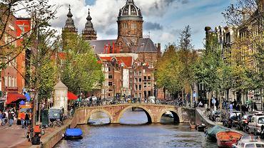 Amsterdam, Holandia / Fot. Shutterstock