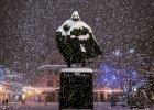 Internet oszalał na punkcie polskiego pomnika przypominającego Darth Vadera